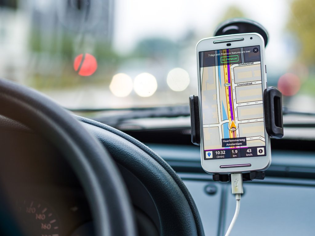 GPS w twoim smartfonie